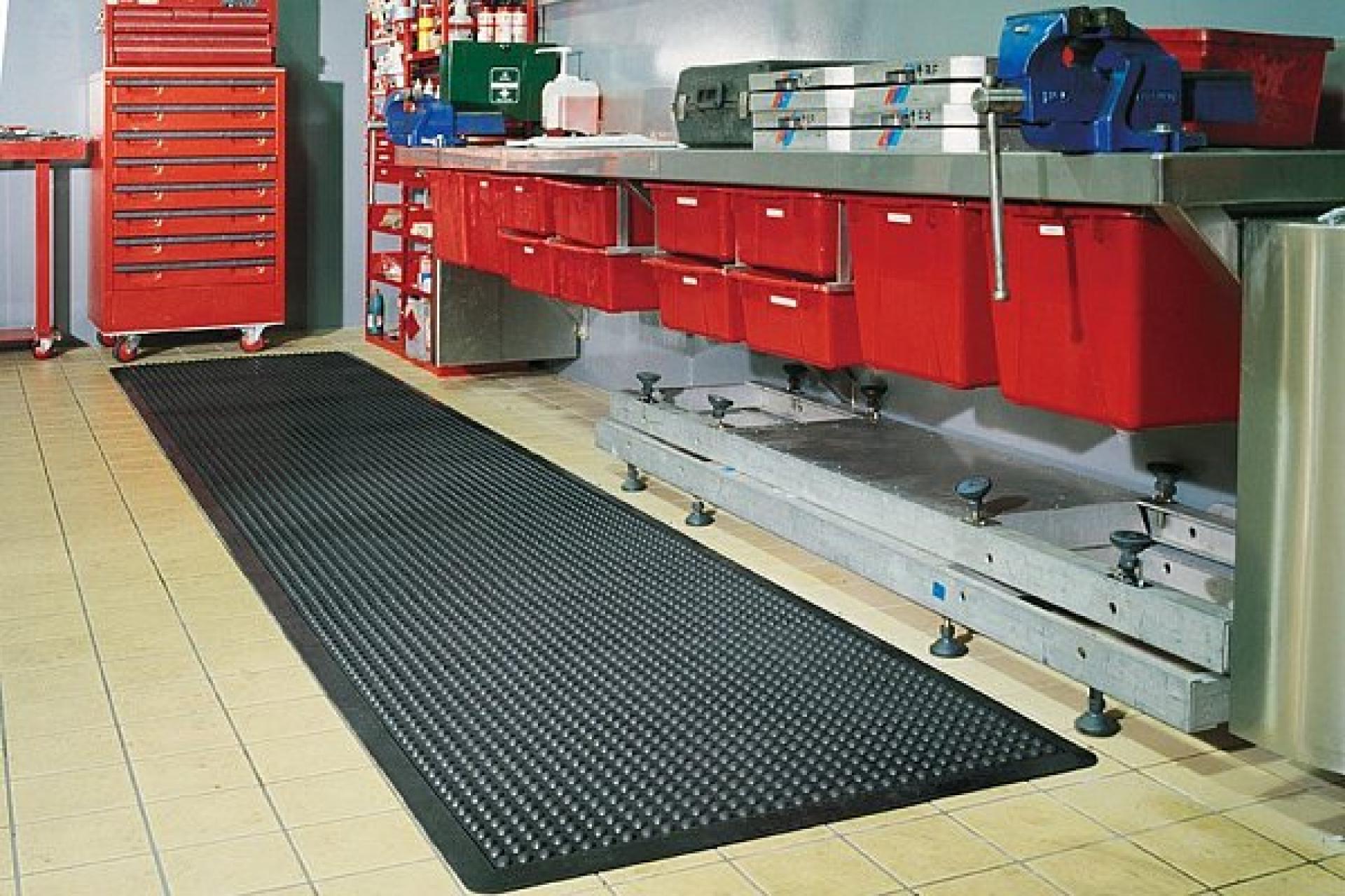 industrial work floor matting